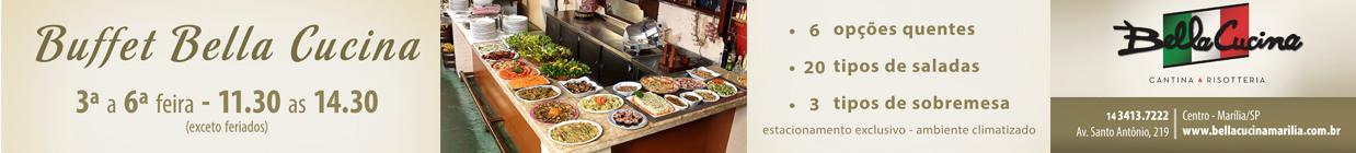 Giro Marília -bella cucina