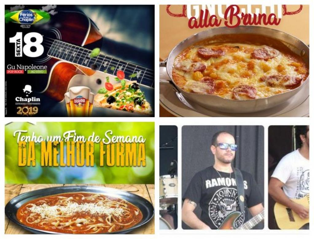 Giro Marília -Veja roteiro de música e gastronomia para final de semana