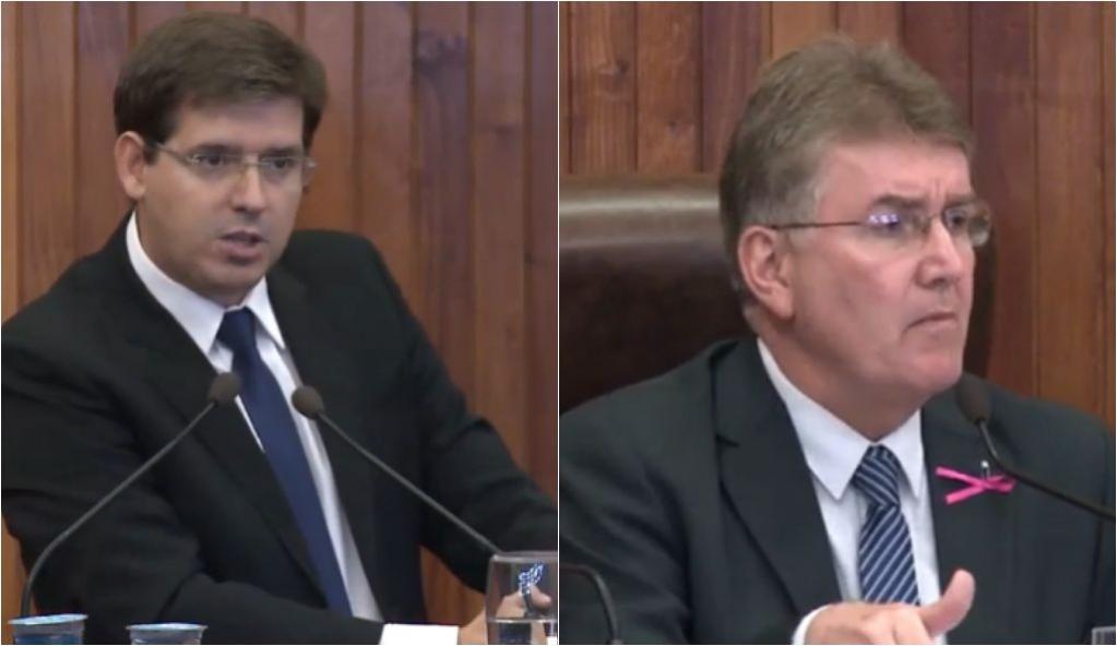 Giro Marília -Vereador renuncia a cargo na mesa da Câmara e critica conduta de Rezende