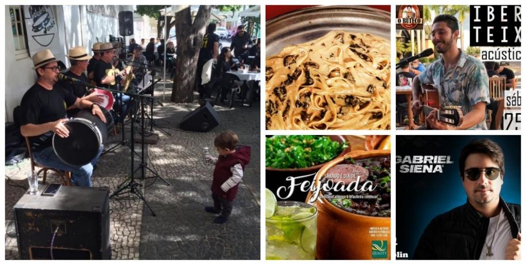 Giro Marília -Som nos bares, casas noturnas, gastronomia e mais na agenda de Marília