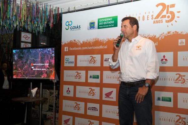 Giro Marília -Rally dos Sertões faz 25 anos com muita inovação e ação social