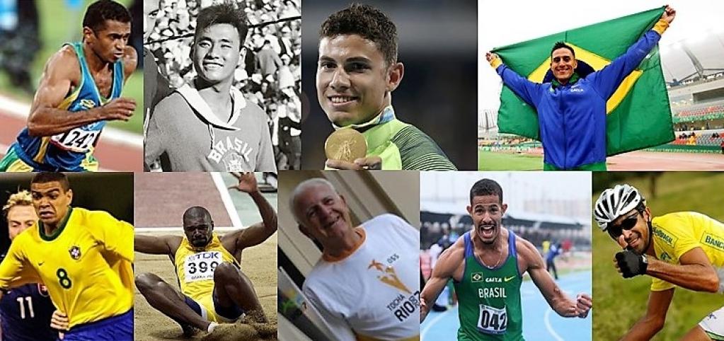 Giro Marília -Marília no Olimpo: Atletismo domina participações nos Jogos