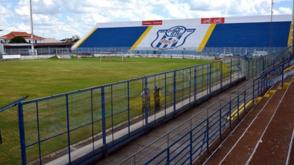Giro Marília -Bombeiros liberam estádio e MAC deve ter jogo com torcida na estreia da A-3