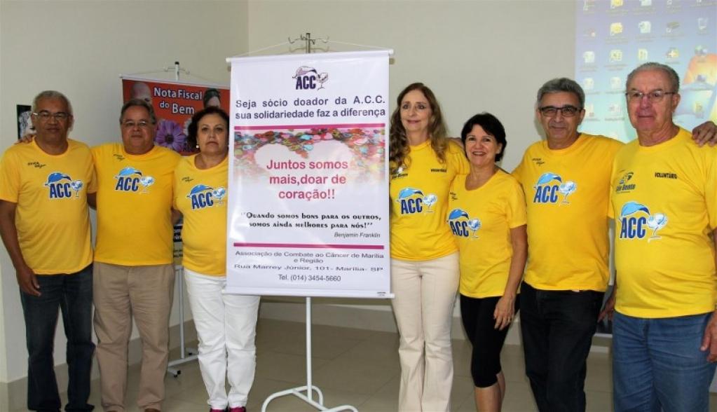 Giro Marília - ACC prevê queda de repasses e faz campanha por sócios doadores