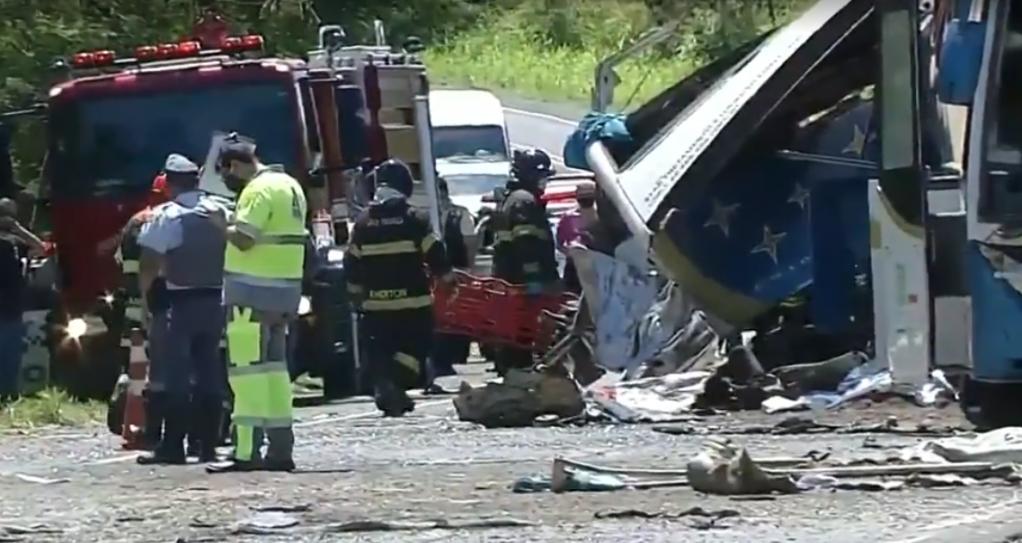 Giro Marília -Mortes em rodovia deixam cidade em luto; Estado mobiliza secretarias; Botucatu pede sangue