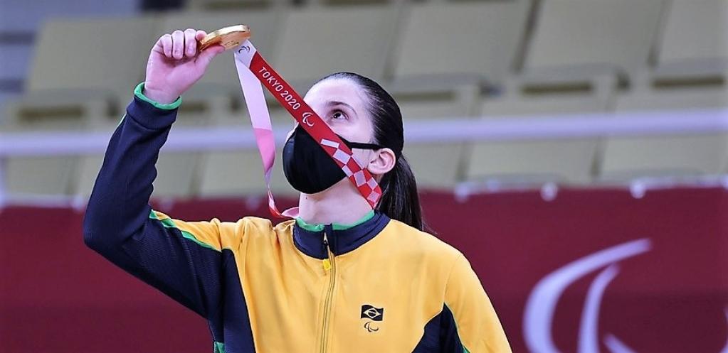 Giro Marília -Ouro em Tóquio, Alana põe Marília de novo no pódio do protagonismo paralímpico