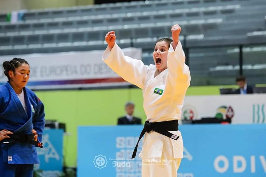 Giro Marília -Judoca da Amei disputa titulo de melhor do ano nas Américas; vote