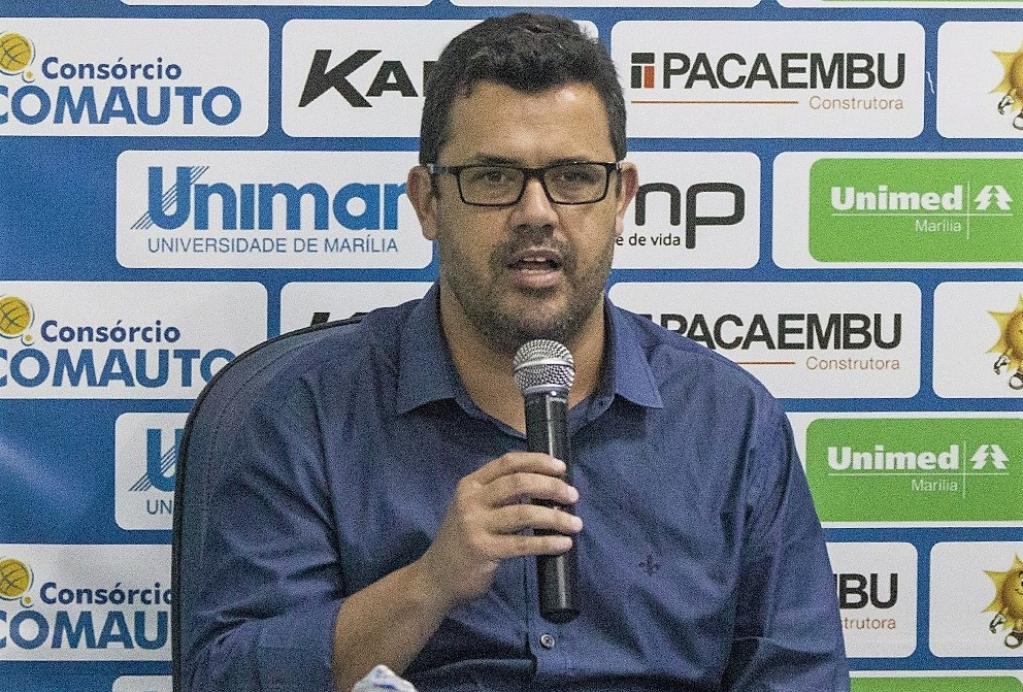 Giro Marília -MAC ameaça processar CBF por 'calote' em cota da Copa do Brasil
