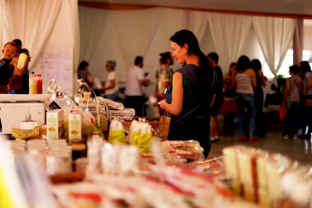 Giro Marília -Feira vegetariana terá produtos e palestra sobre hortas urbanas neste sábado