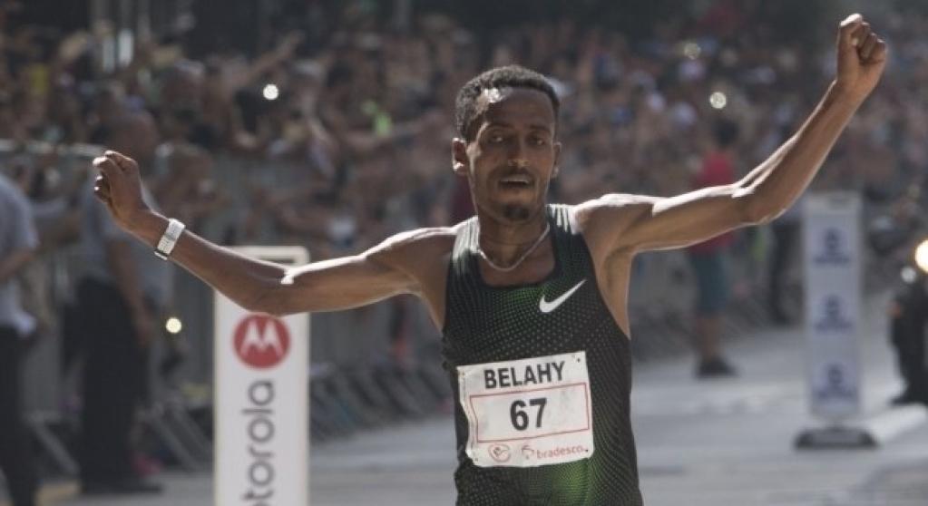 Giro Marília -Atleta da Etiópia vence São Silvestre; Brasil fora do pódio