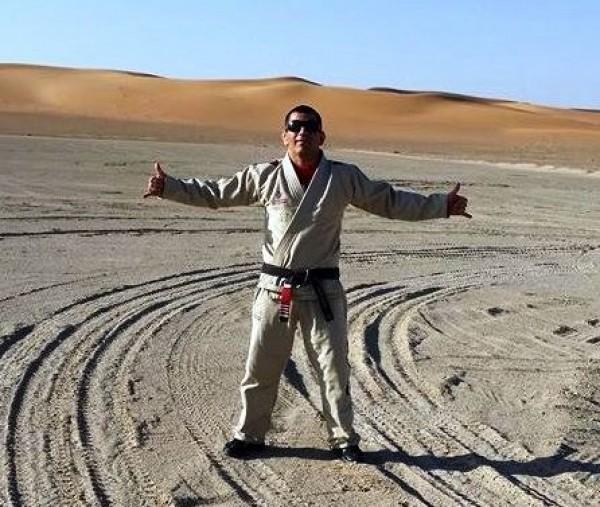Giro Marília -Seminário de jiu jitsu traz Beto Nunes e arrecada verba para entidades