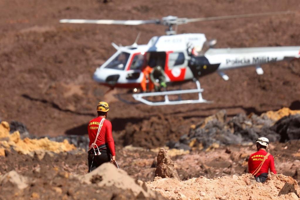 Giro Marília -BRUMADINHO - Operação prende oito gerentes e técnicos da Vale