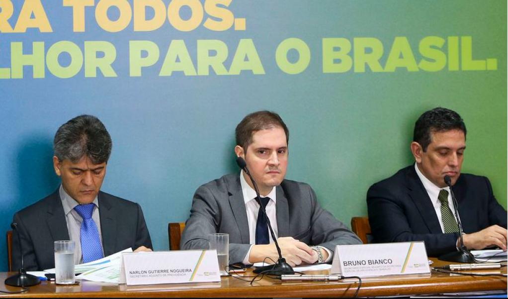 Giro Marília -Procurador de Marília participa em projeto e apresentação da PEC da Reforma
