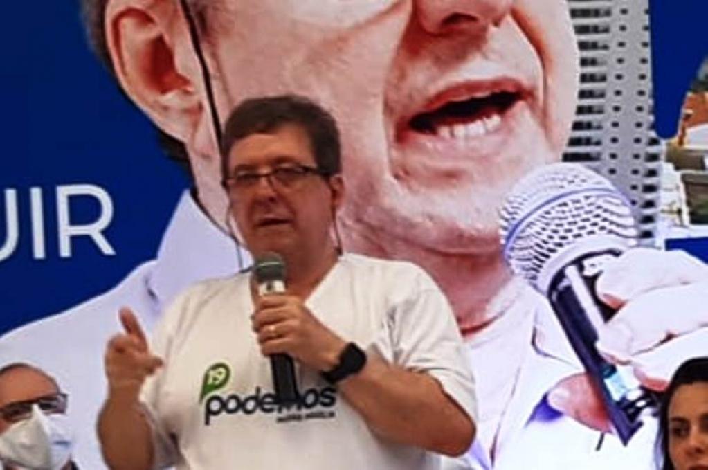 Giro Marília -Justiça eleitoral marca julgamento de recurso de Camarinha; ameaça candidatura