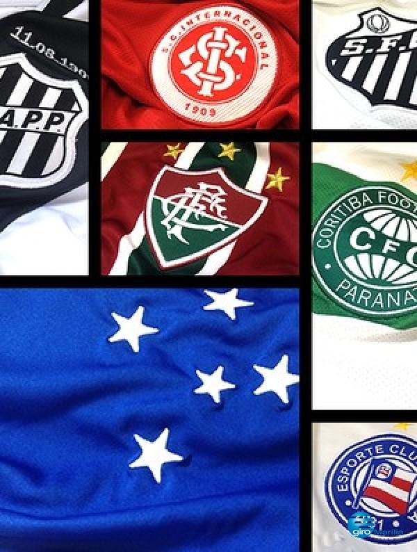 Veja ranking de camisas mais bonitas do futebol brasileiro eleitas por  estrangeiros d055577e03840