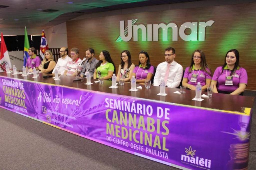 Giro Marília -Seminário sobre Cannabis Medicinal incentiva apoio a famílias e informação