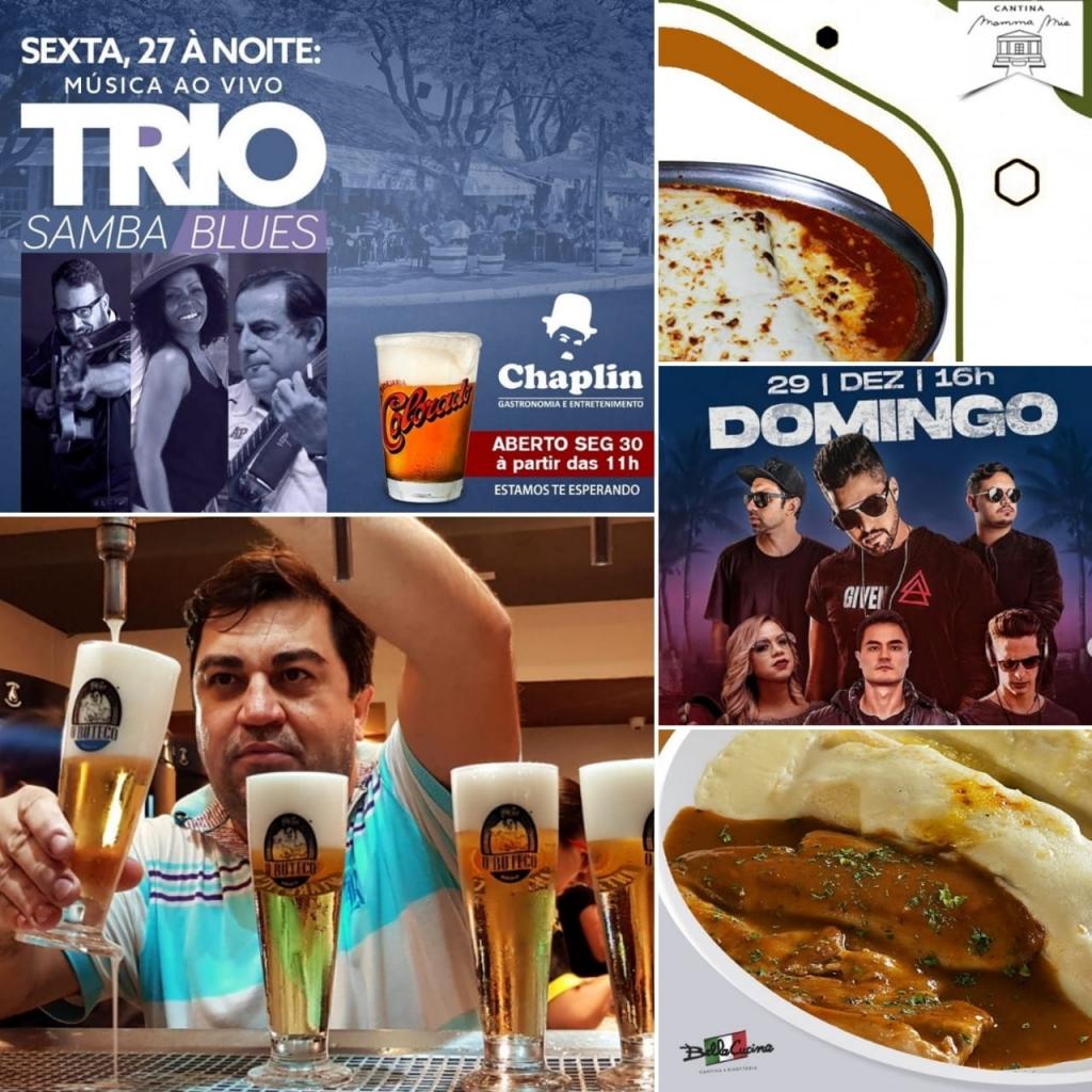 Giro Marília -Marília tem programação musical e de eventos até segunda; veja agenda