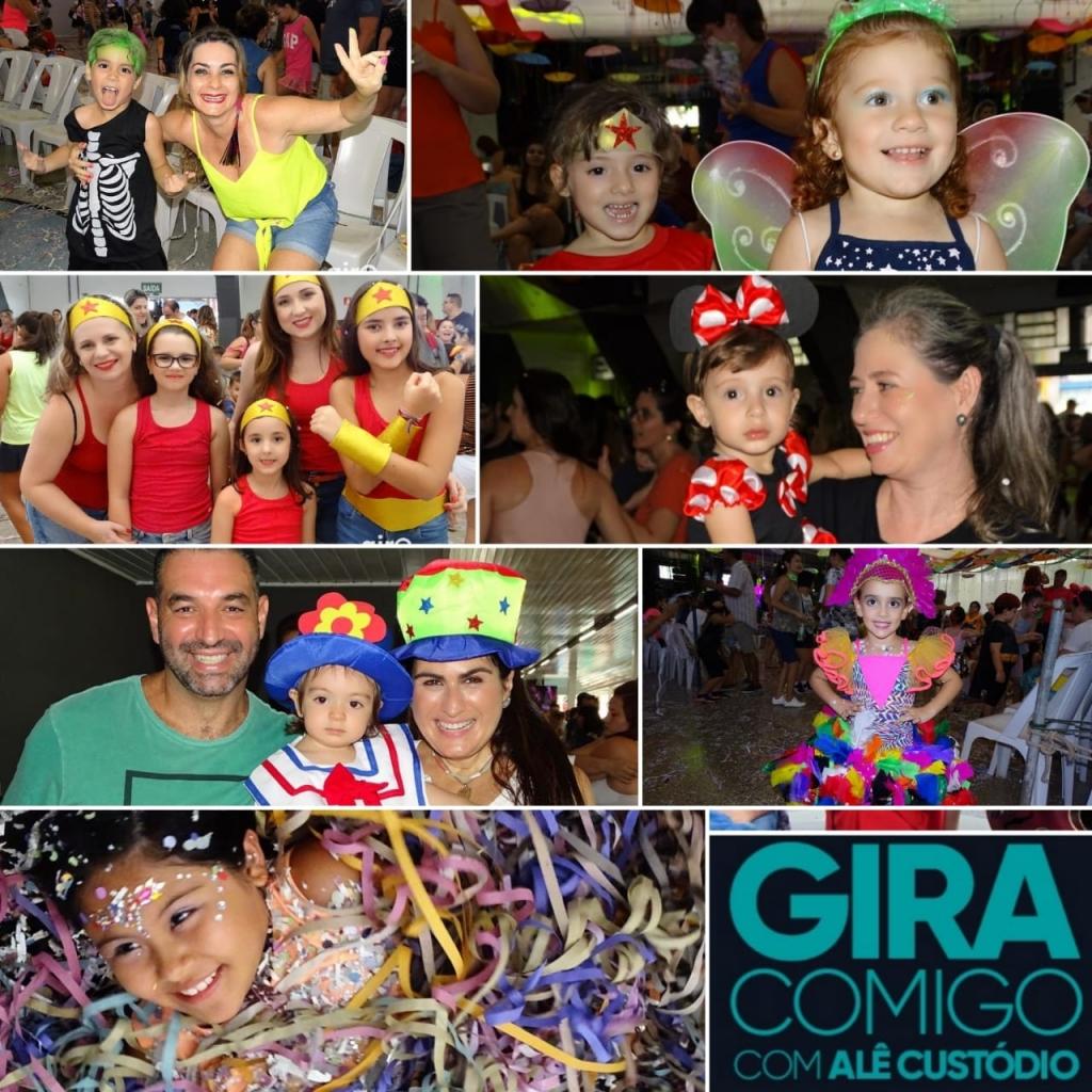 Giro Marília -Matinê mostra força do Carnaval no Yara; baile nesta segunda tem megaestrutura