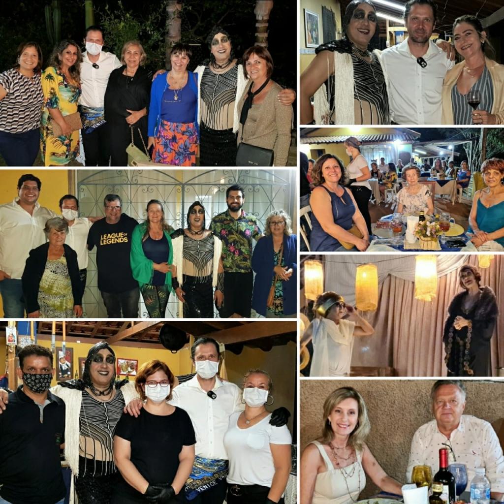 Giro Marília -Casa Bonfim mostra arte e gastronomia com reflexões sobre epidemia