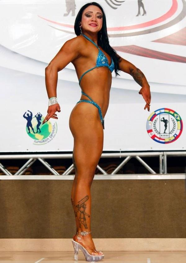 Giro Marília -Estúdio rifa tattoo para atleta ir ao brasileiro de bodybuilding