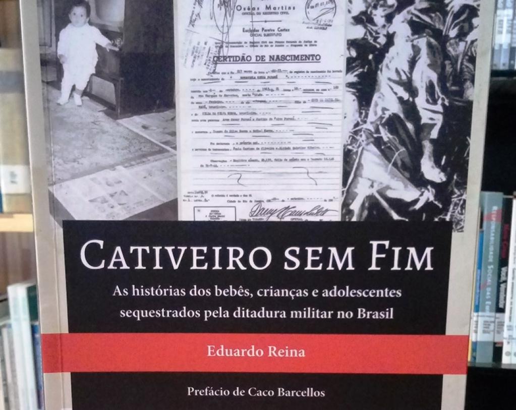 Giro Marília -Biblioteca lança em Marília livro sobre sequestros de bebês pela ditadura