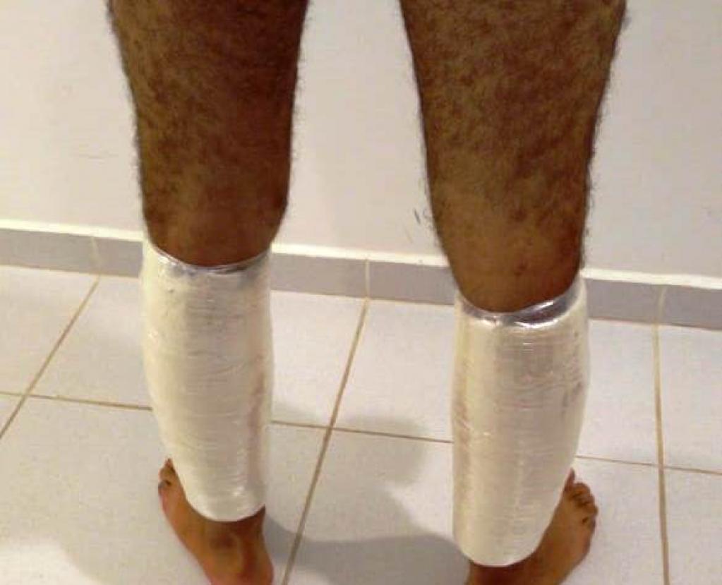 Giro Marília -Passageiro é preso em Viracopos com cocaína nas pernas