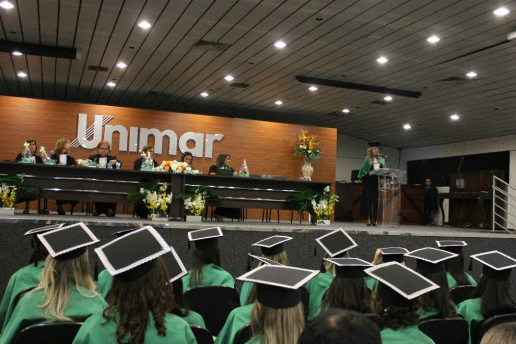 Giro Marília -Unimar inicia calendário de colação de grau em cursos