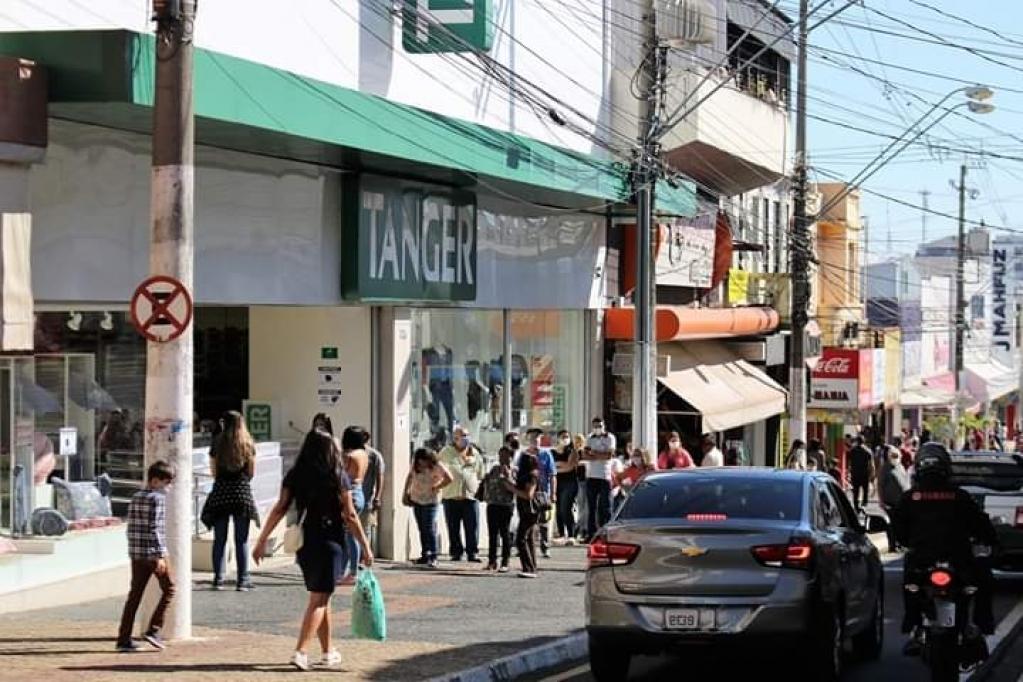 Giro Marília -Desembargador suspende lei e decreto de abertura do comércio em Marília