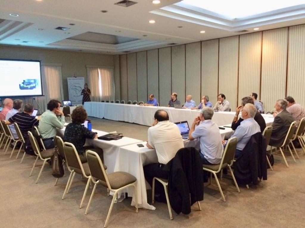 Giro Marília -Comitê abre escritório, faz plenária e discute uso da água em Marília