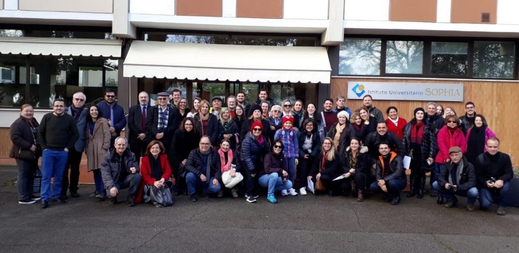 Giro Marília -Alunos e professores do Univem participam de Seminário na Itália
