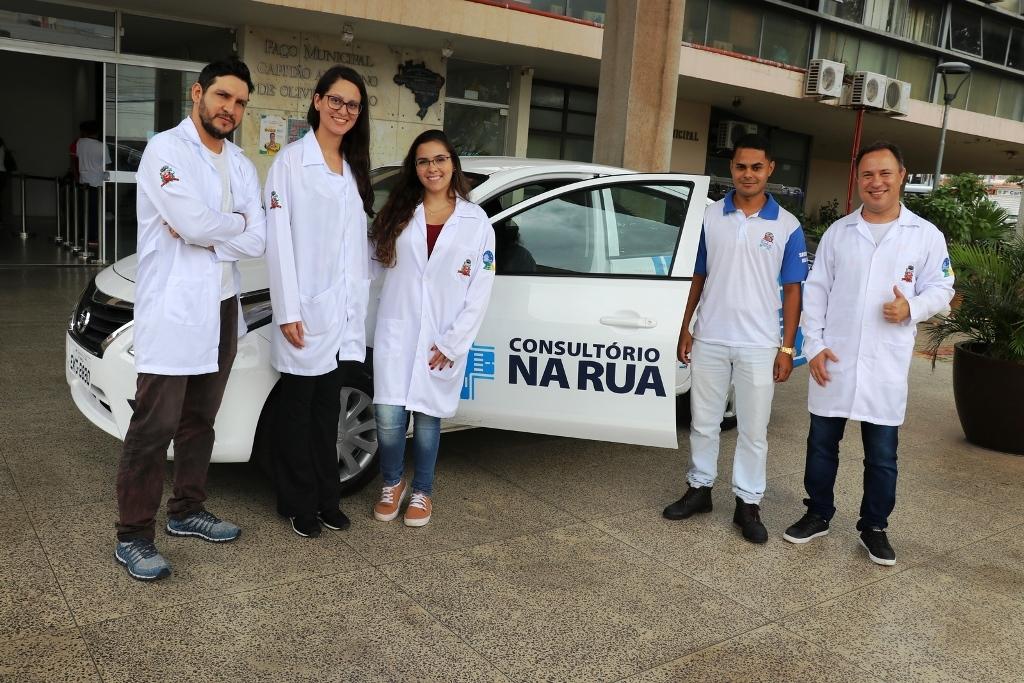 Giro Marília -Programa leva saúde para moradores em situação de rua em Marília