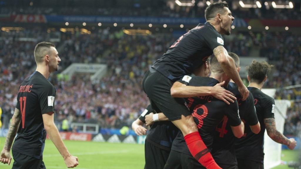 Giro Marília - Croácia vira contra Inglaterra e ganha vaga na final