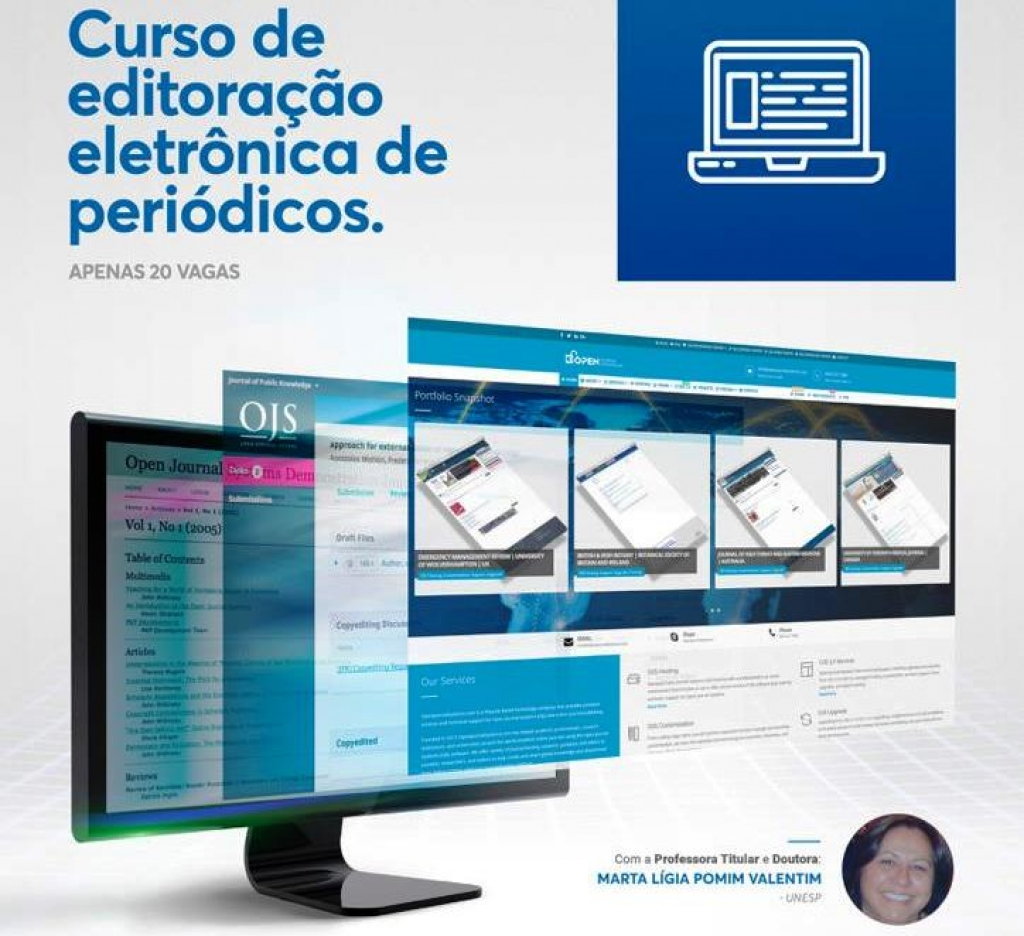 Giro Marília -Revista Estudos lança curso para editoração de revistas científicas  em Marília