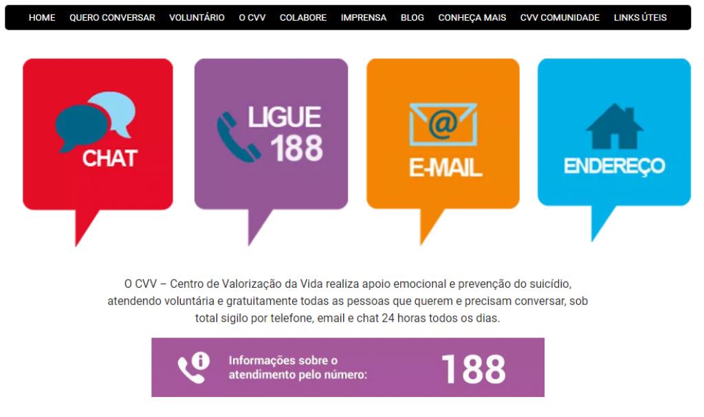 fa36d2eef Encontro vai discutir instalação do CVV e suicídios em Marília ...