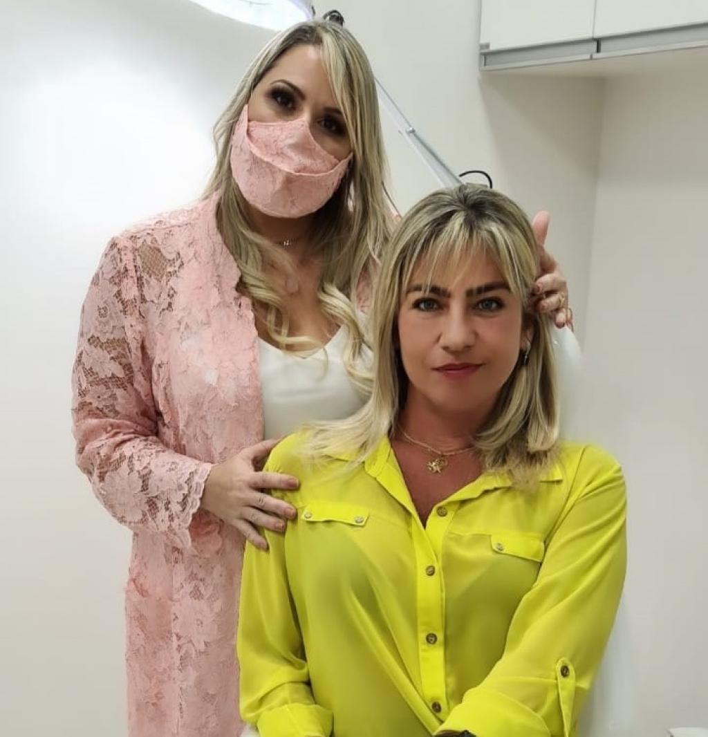 Giro Marília -Adeus olheiras - Dra Daniela mostra procedimentos; Lierre tem novidades