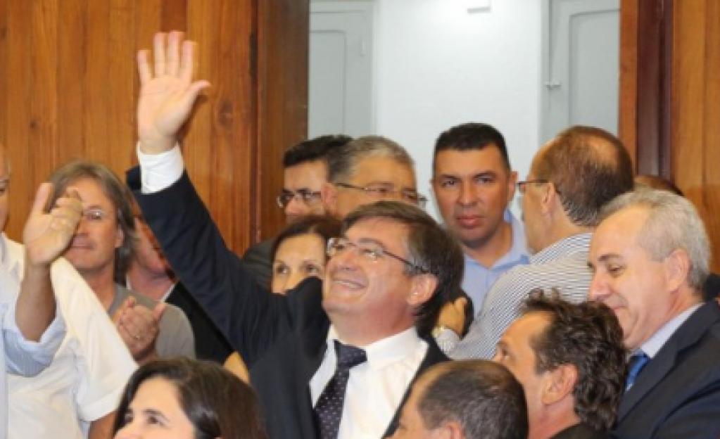 Giro Marília -Terra chamando, prefeito