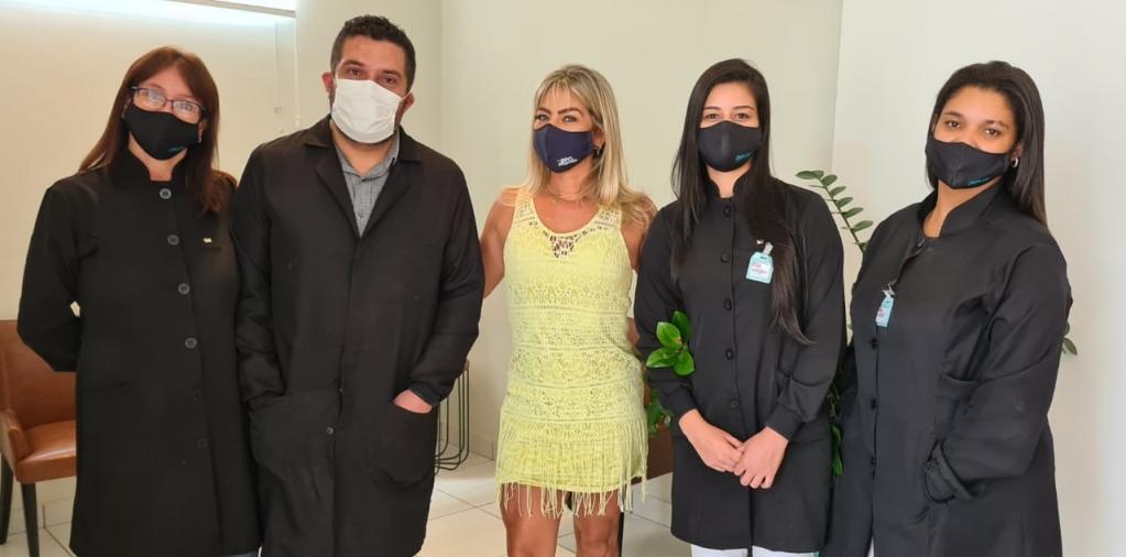 Giro Marília -Conheça o escaneamento 3d, primeiro passo para Lente de Contato Dental