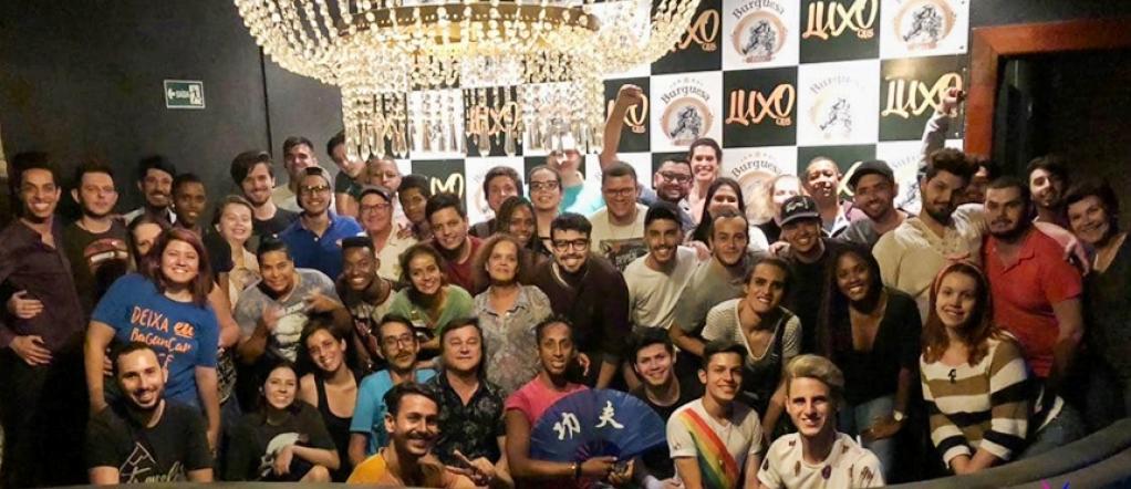 Giro Marília -Comissão organiza segunda Parada da Diversidade em Marília