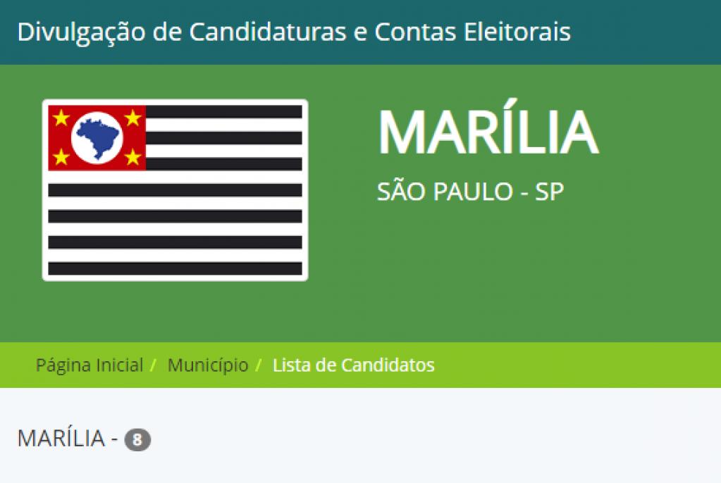 Giro Marília -Limite de gastos em campanha é maior que patrimônio de candidatos em Marília