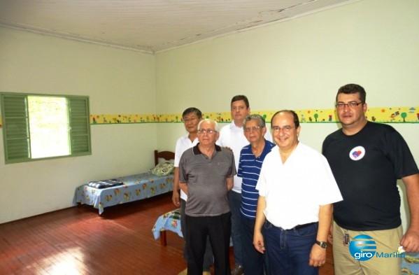 Giro Marília -FIlantrópica, 73 anos, mostra revitalização e recebe apoio de voluntários