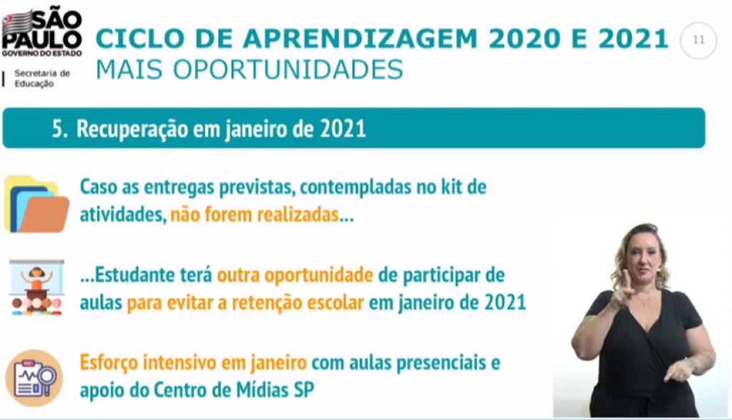Giro Marília -Escolas estaduais terão educação continuada sem reprovações neste ano