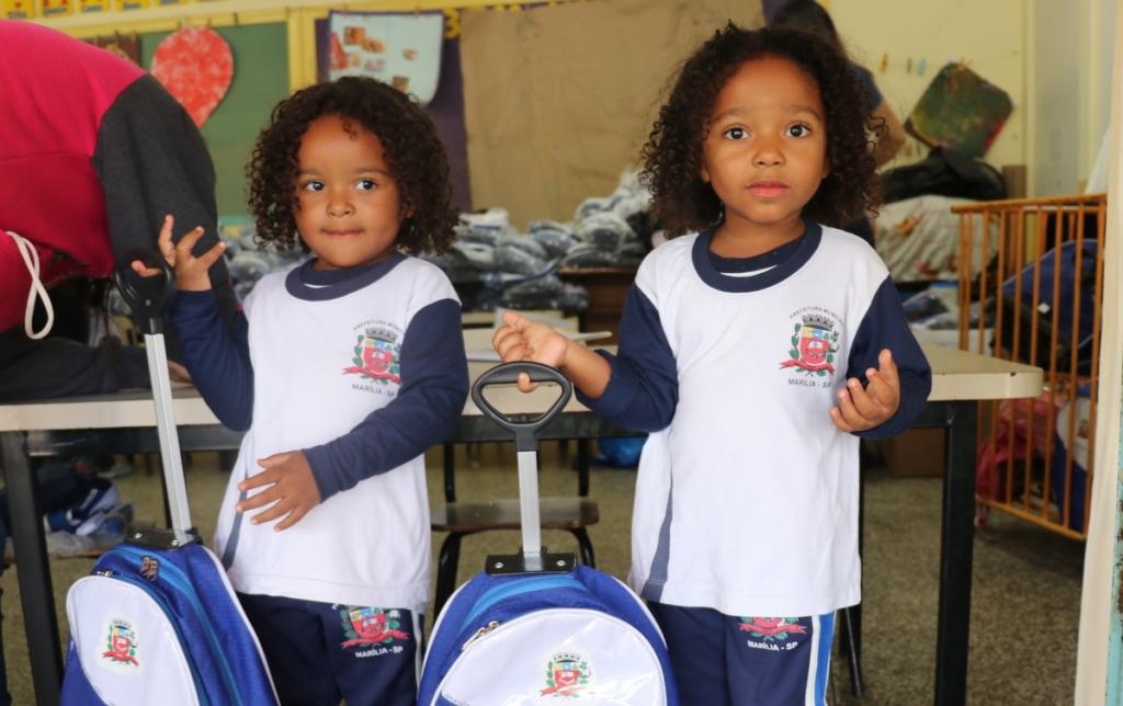Giro Marília -Rede municipal de ensino retoma aulas na próxima semana com reunião para pais