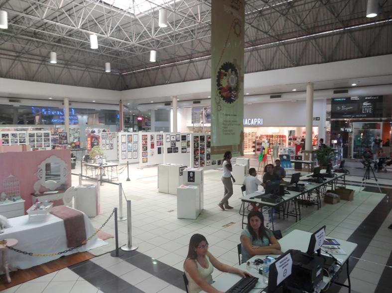 Giro Marília -IST promove Expodesign no Marília Shopping