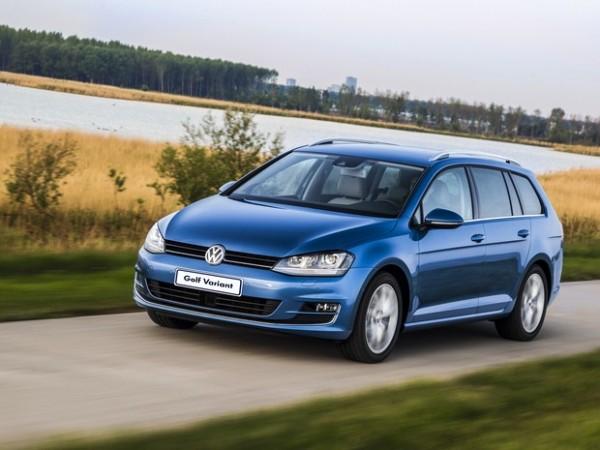 Giro Marília -VW lança Tiguan 1.4, Golf Variant flex e Golf turbinado