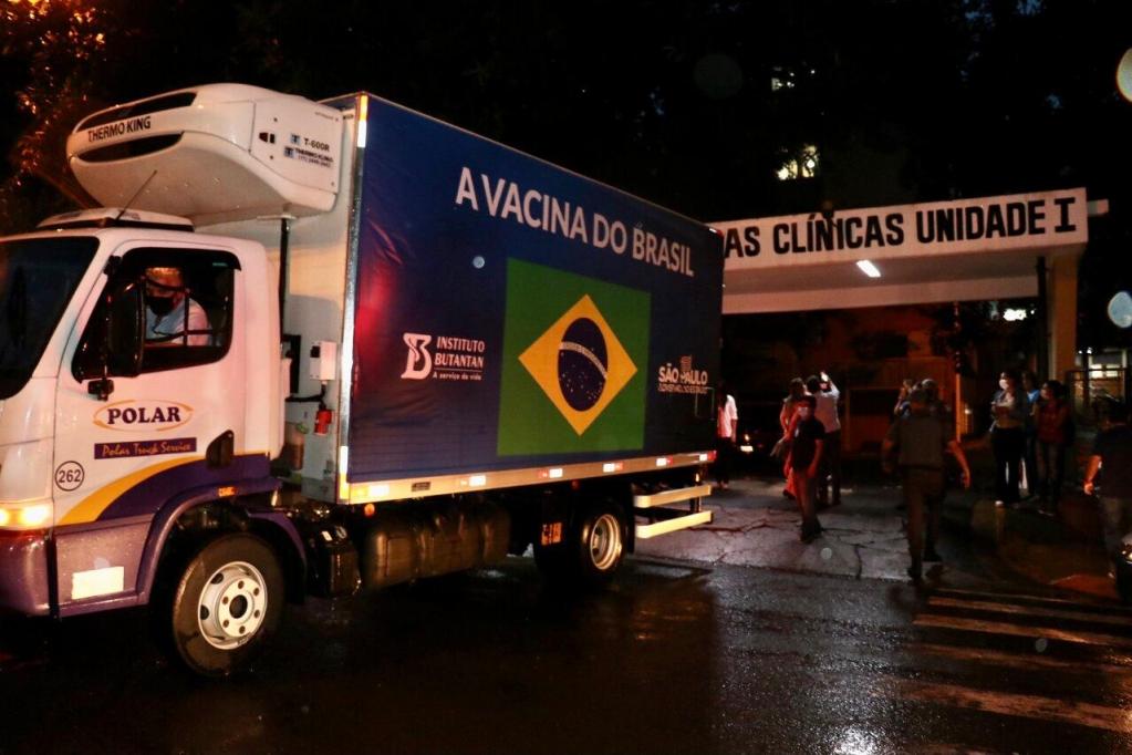 Giro Marília -HC lista 20 funcionários para abrir vacinação em Marília; duas tiveram Covid