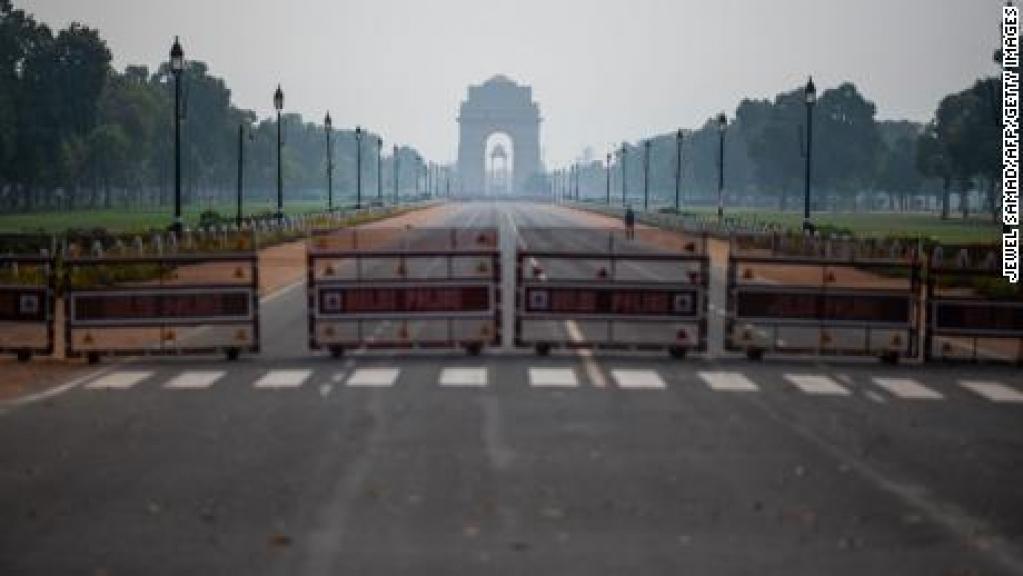 Giro Marília -Índia faz interdições e toque de recolher na maior quarentena do mundo