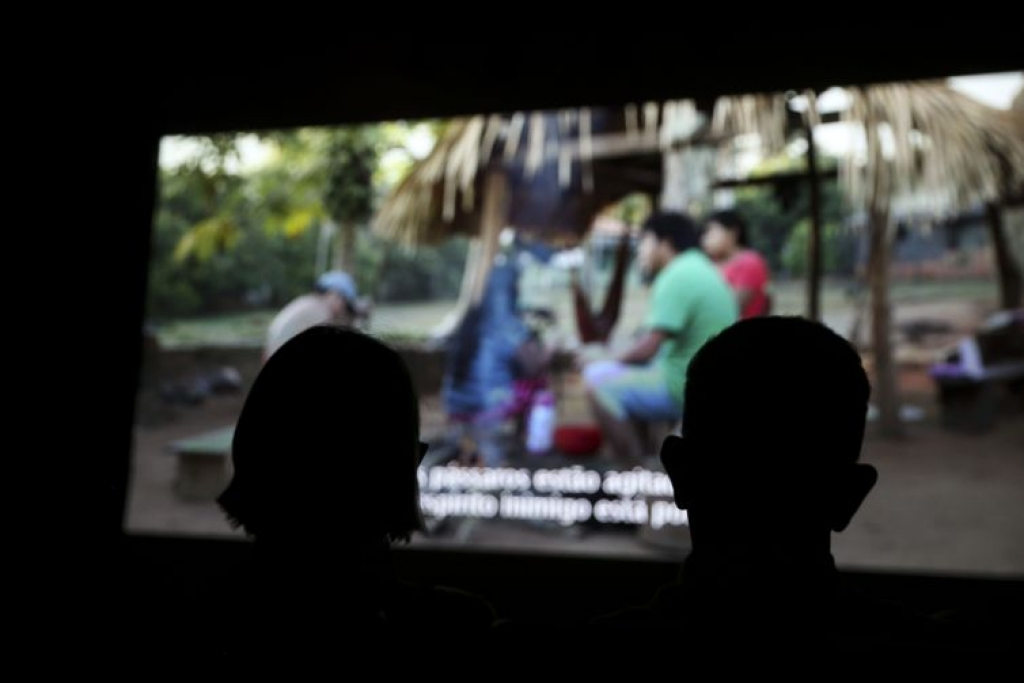 Giro Marília -Indígenas são maiores ambientalistas diz cineasta em festival do setor