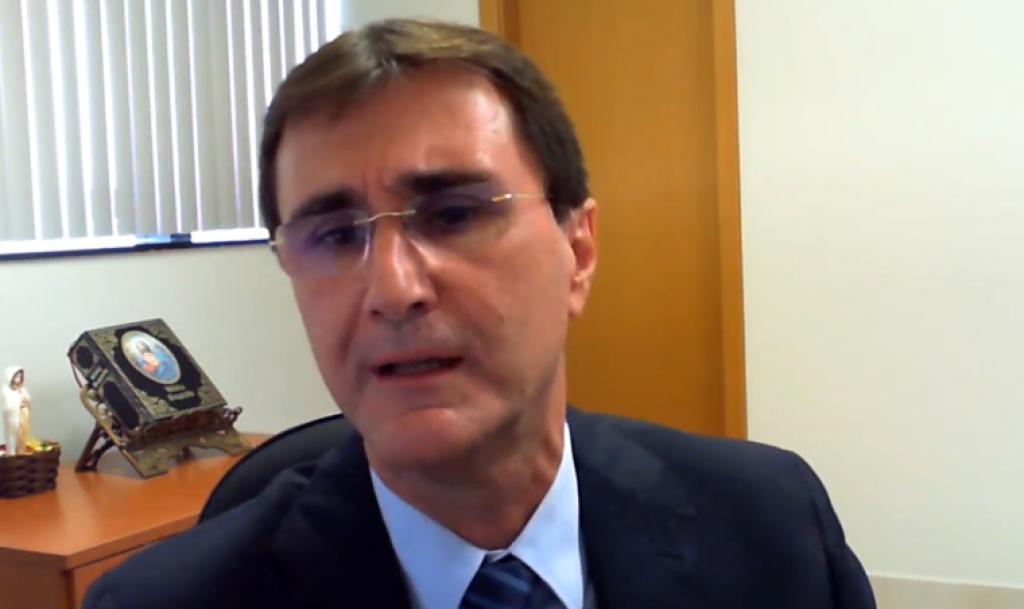 Giro Marília -Vídeo - MP destaca promotor de Marília na epidemia; fala de saúde, economia e CPI