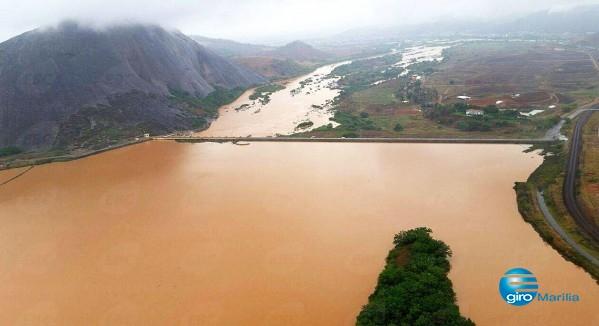 Giro Marília -Justiça dá prazo de cinco dias para Samarco conter vazamento
