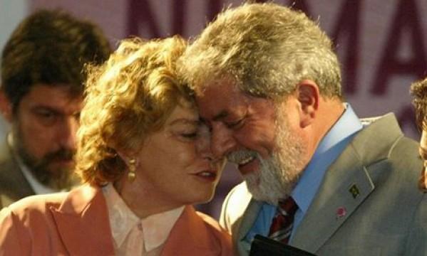 Giro Marília -Mulher de Lula é internada após sofrer AVC